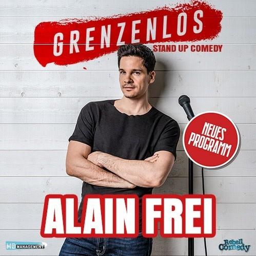 Alan frei